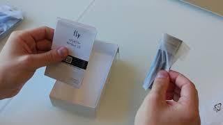 Fly Nimbus 16 FS459 / Распаковка и первый взгляд