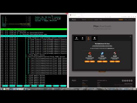 Installing Plex Media Server on Ubuntu Server