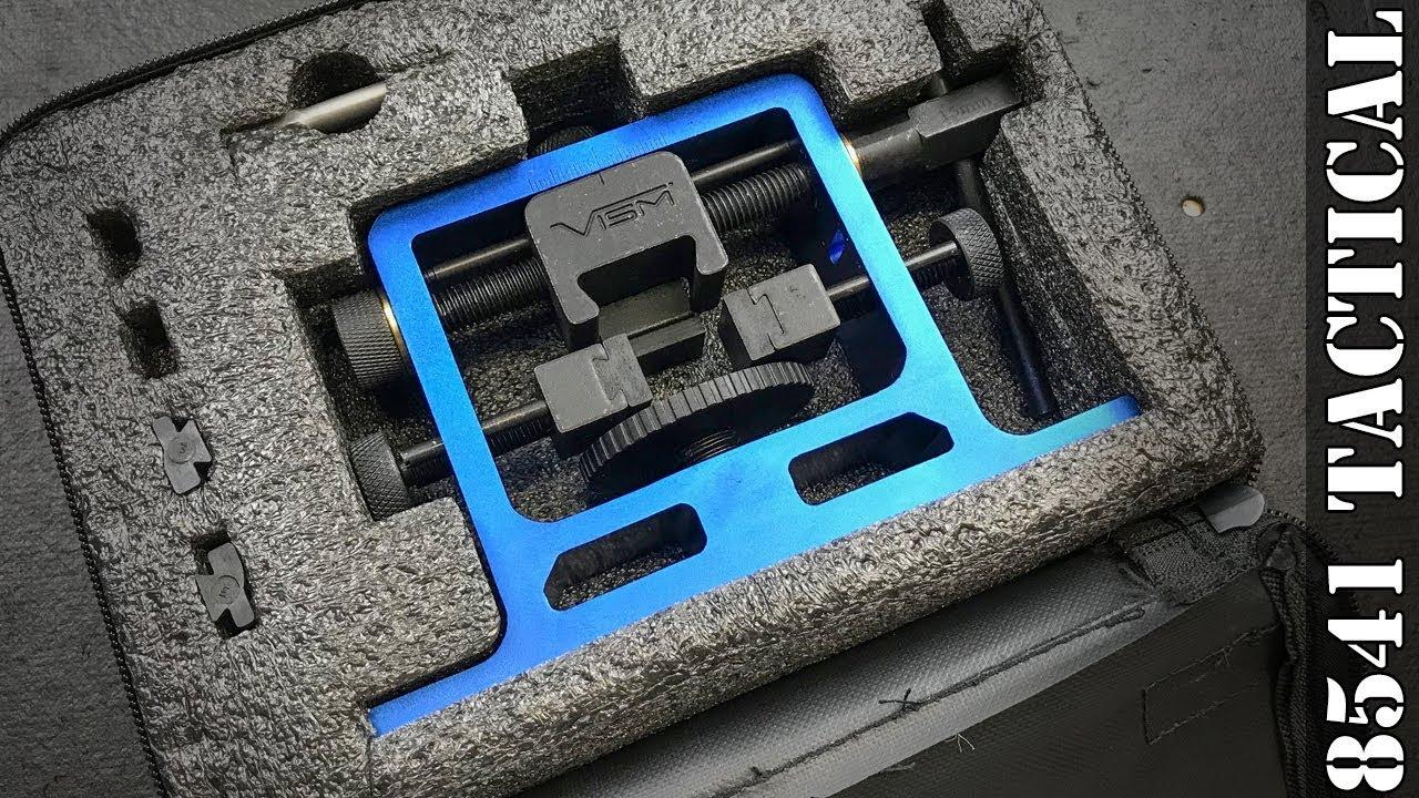 VISM Universal Pistol Rear Sight Tool Review