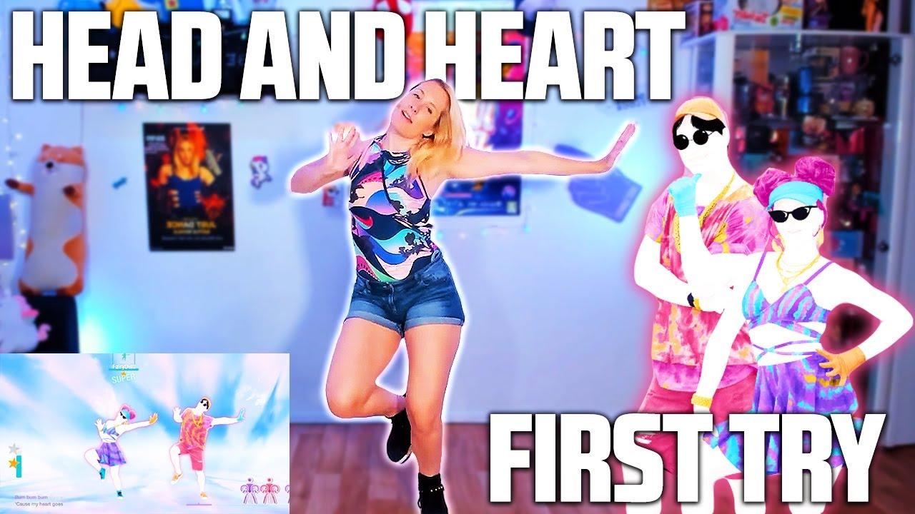 HEAD & HEART - Joel Corry x MNEK | JUST DANCE 2021 | 1st try REACTION