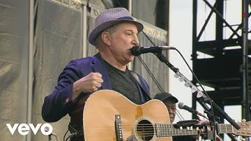 Paul Simon - Gone at Last (from The Concert in Hyde Park)