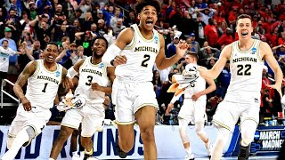 Witness the Miracles and the Madness of Saturday\'s second round of the NCAA tournament