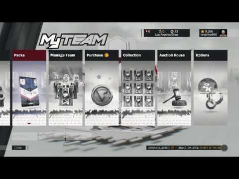 NBA 2K17 MyTeam: Diamond Dave Cowens!
