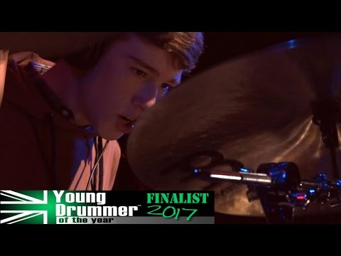 Young Drummer of The Year 2017 Finalist - Lyle Burton