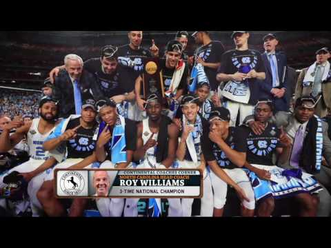 Continental Tire Coaches Corner with Roy Williams 4/04/17