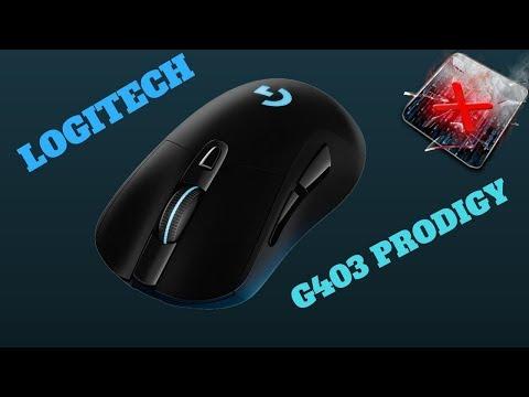 [Unboxing ITA] Logitech G403 Prodigy