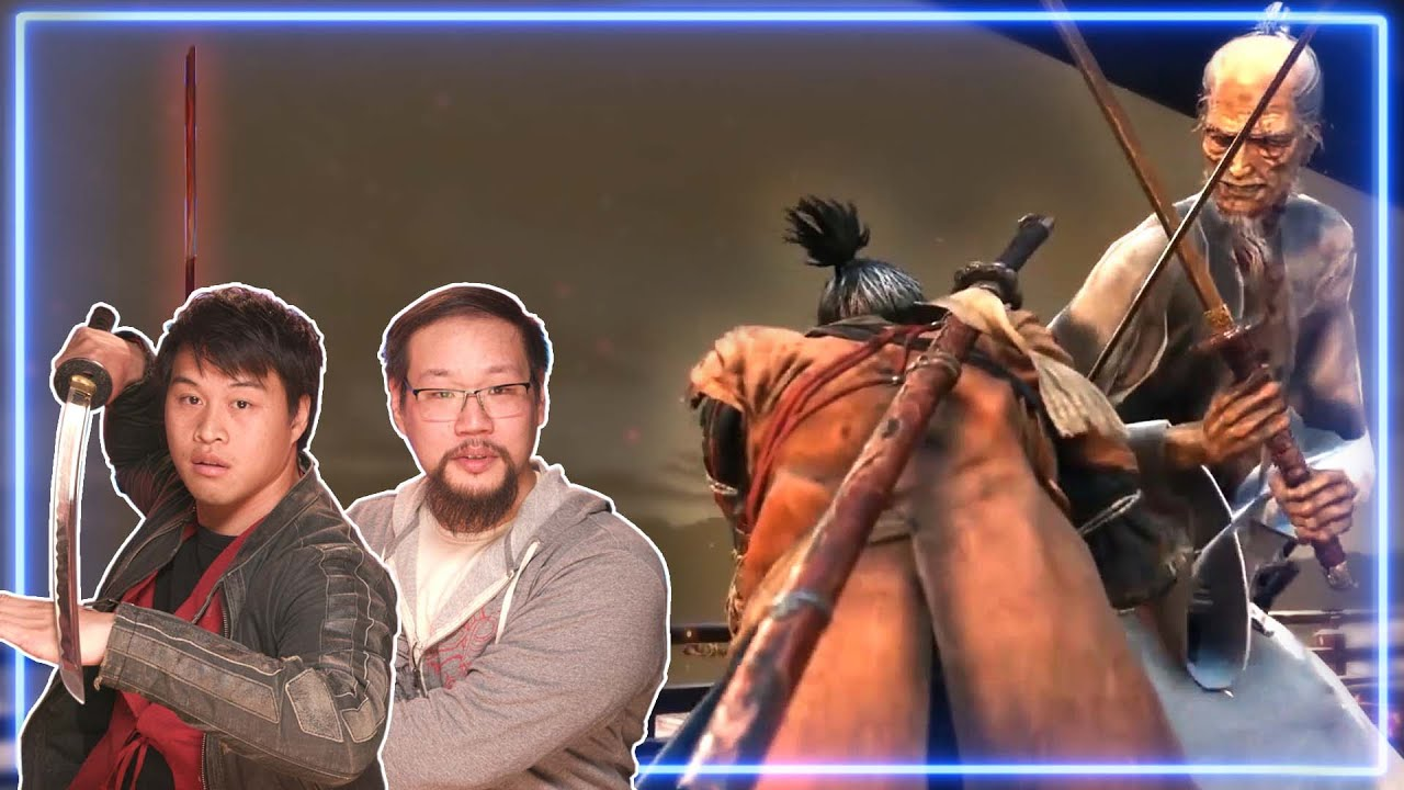 Japanese Sword Experts REACT to Sekiro: Shadows Die Twice | Experts React thumbnail