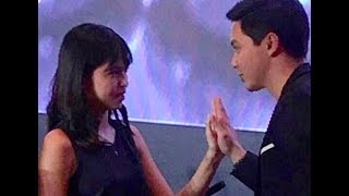 Eat Bulaga March 20 2018 SPOTTED: Alden and Maine played Compatibility Test at the weddings