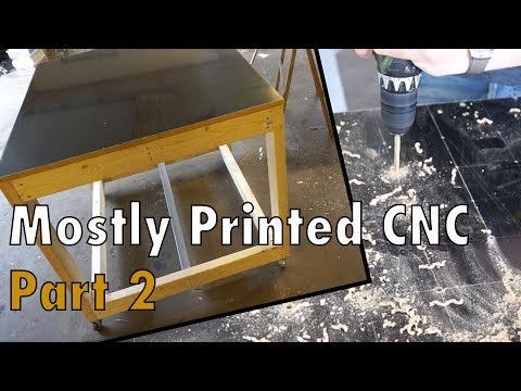 Building the MPCNC Machine - Worklog, Experience and Videos