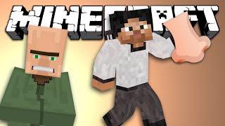 УКРАДИ НОС У ЖИТЕЛЯ - Minecraft (Обзор Мода)