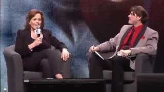 Calgary  Expo 2014: Spotlight on Sigourney Weaver