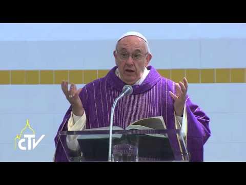 Papa apertura porta santa ostello caritas di roma 18 12 - Apertura porta di roma ...