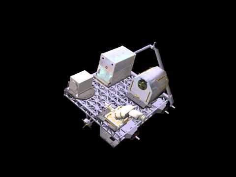 STS-134: EXPRESS Logistics Carrier 3