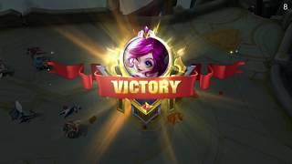 Nana mobile Legends ,new Nana rework legendary gameplay!