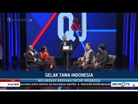 #METROTV18: Gelak Tawa Saat Jurnalis Diperankan oleh Komedian