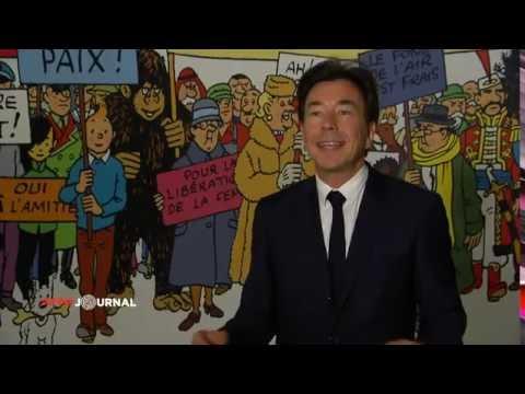 Hergé - Die vielen Seiten des Comiczeichners Georges Remi