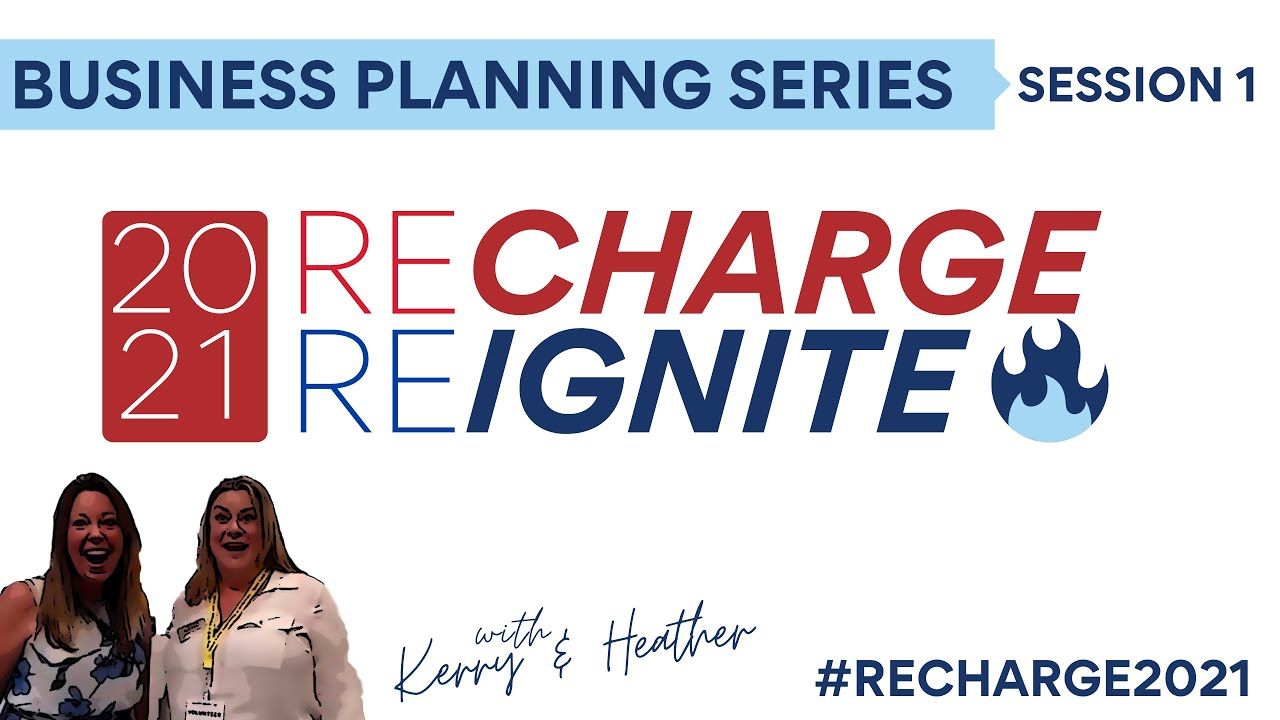 RECHARGE / REIGNITE 2021