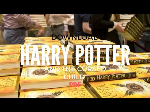Download Harry potter and the cursed child...