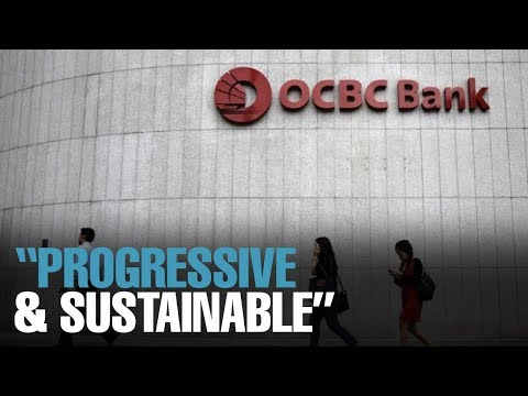 "NEWS: OCBC stays ""progressive and sustainable"""