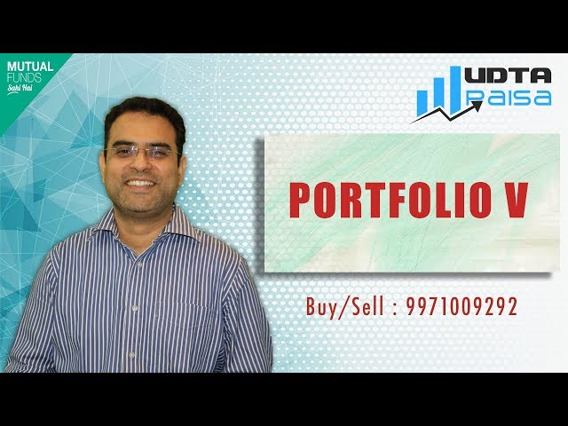 Best Mutual Funds for SIP in 2019 (Portfolio Part - 5)