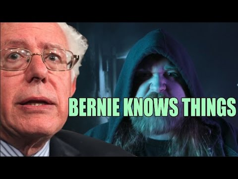 Bernie Sanders is NOT a Moron.