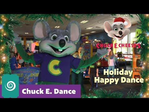 Chuck E.'s Holiday Happy Dance | Chuck E....