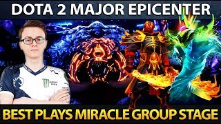 Liquid.Miracle-, MVP of EPICENTER XL Group Stage - Best Moments Dota 2