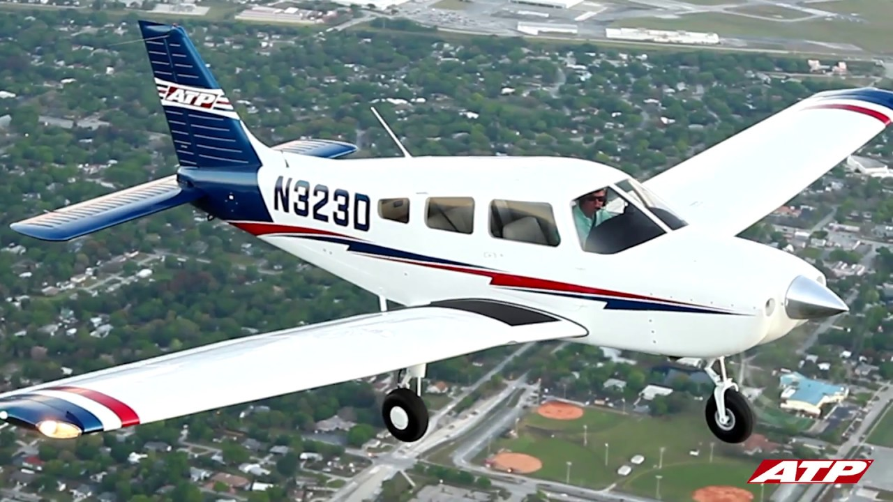 ATP Flight School Takes Delivery of Factory-New Piper Archers