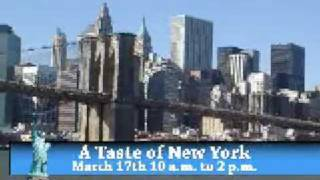 A Taste Of New York In Pensacola Returns This Saint Patrick's Day!!!