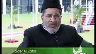 English Urdu Final Interview Ameer Jamaat and Afsar Jalsa Gah - Jalsa Salana Germany 2012