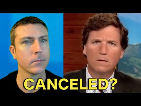 Tucker Carlson To Be Canceled?