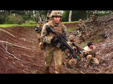 Making A Marine Corps Squad Leader