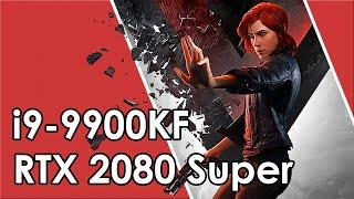 i9-9900KF + RTX 2080 Super // Test in 7 Games | 1080p, 4K