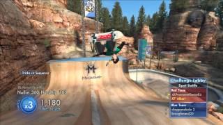skate 3 x7 albert s 1st game with new skater