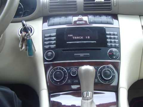 Mercedes benz c class sound system demo youtube for Mercedes benz c300 sound system