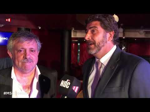 Javier Massignani y Pablo Laudonia - MSC