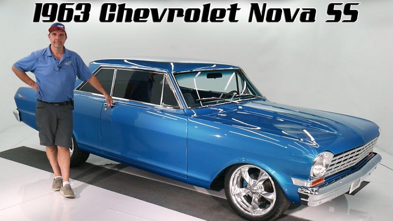 1963 Chevrolet Nova Ss For Sale At Volo Auto Museum V18527 Youtube