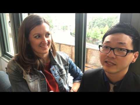 Lauren visits Adelphi Manhattan campus
