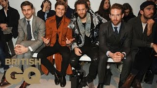 Jim Chapman, Brooklyn Beckham & Oliver Cheshire: Street Style at LFWM 2017 | British GQ