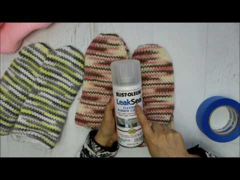 Make your slipper soles non-slip