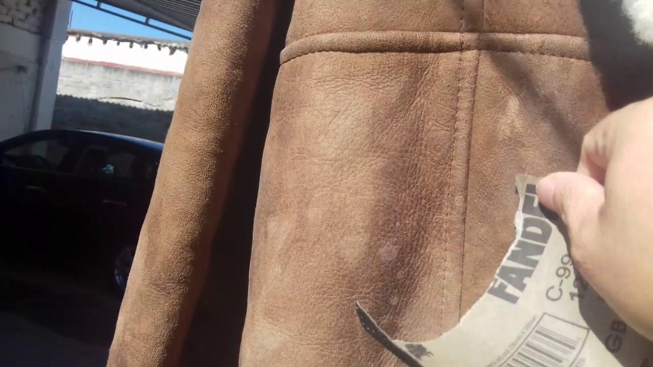 Como limpiar chaqueta de cuero gamuza