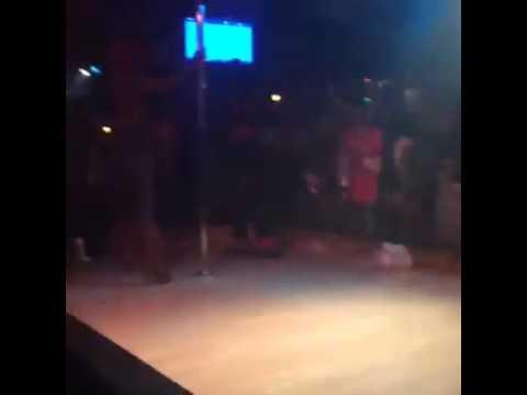 Soulja Creep Performance At The Main Attraction