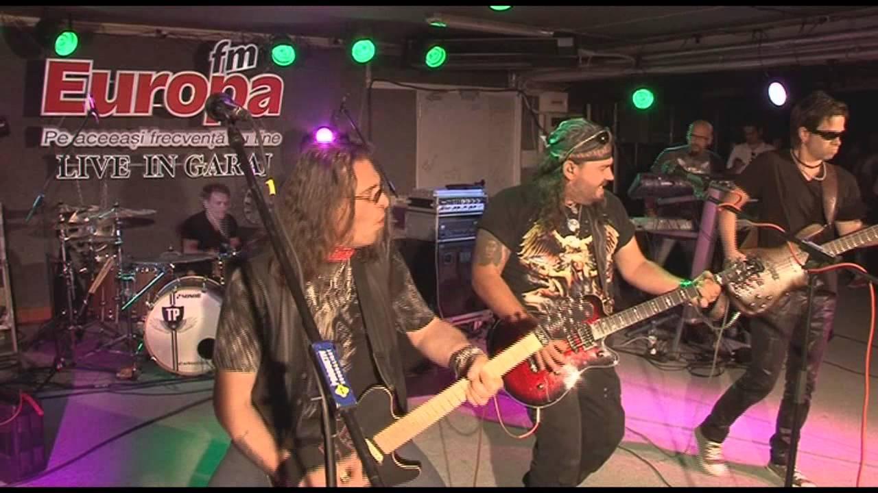 Cargo  Ziua Vrajitoarelor  Live In Garajul Europa Fm