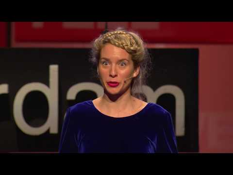 The Island of the Color Blind | Sanne de Wilde | TEDxAmsterdam