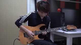 T-ARA(티아라) & Chopsticks Brothers - Little Apple 小苹果 Electric Guitar Cover