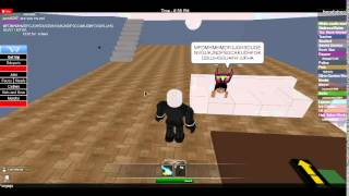 SLENDER A ROBLOX HORROR STORY PART 1