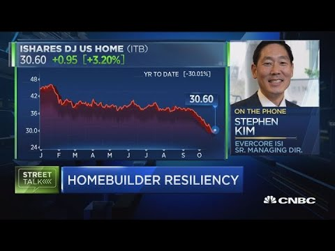 Top-ranked analyst on his homebuilder upgrade