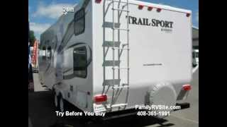 Family Rv San Jose - 2012 R Vision Trail Sport Bunk Beds