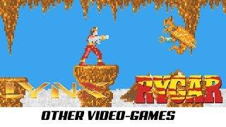 Rygar aka Warrior of Argus - アルゴスの戦士 (Quick Gameplay) Atari Lynx