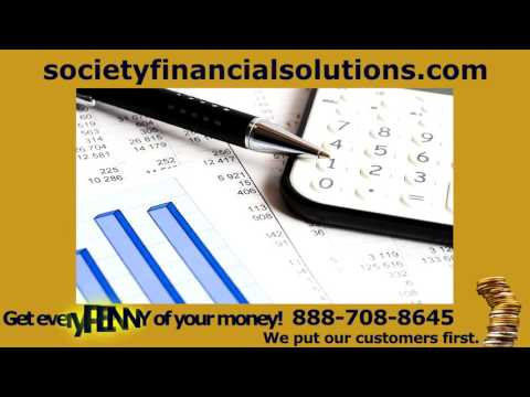 Society Financial Group Demo